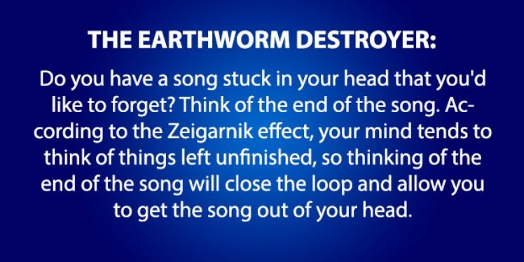 3) The Earthworm Destroyer