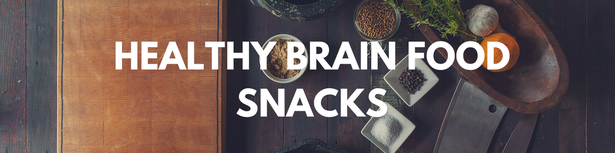 Healthy Brain Food Snacks