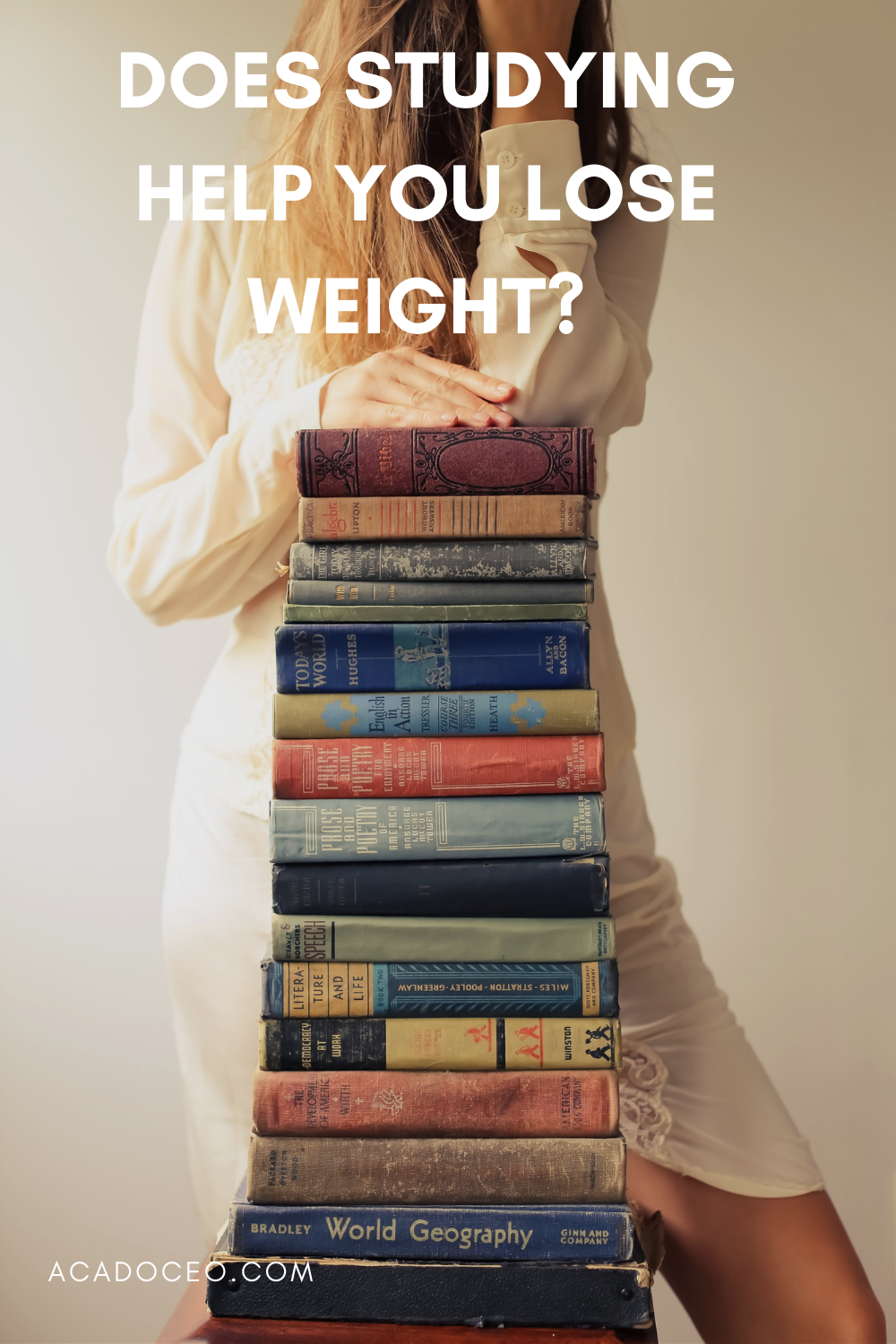 Does Studying Help you Lose Weight?