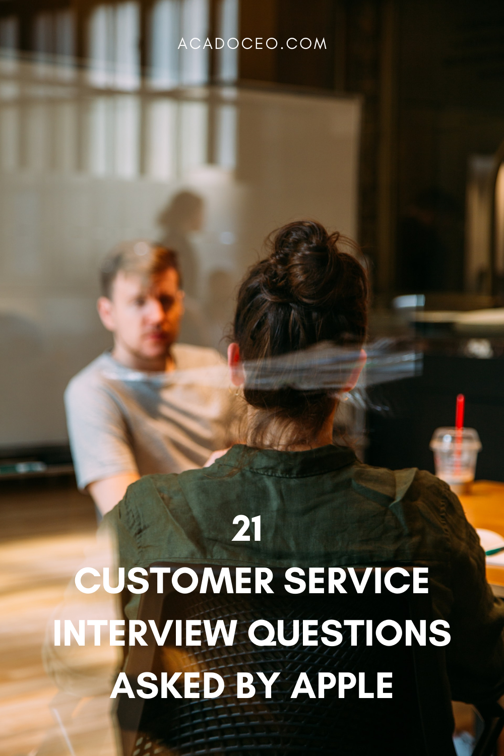 21 CUSTOMER SERVICE INTERVIEW QUESTIONS ASKED BY APPLE