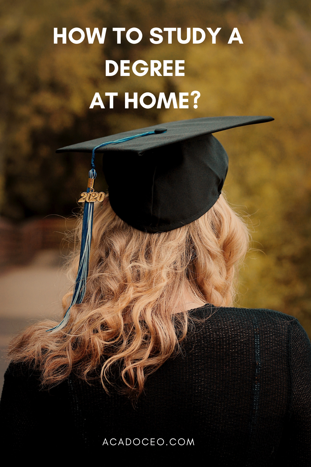 HOW TO A STUDY A DEGREE AT HOME?