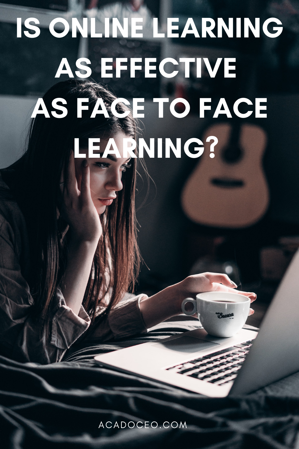 IS ONLINE LEARNING AS EFFECTIVE AS FACE TO FACE LEARNING
