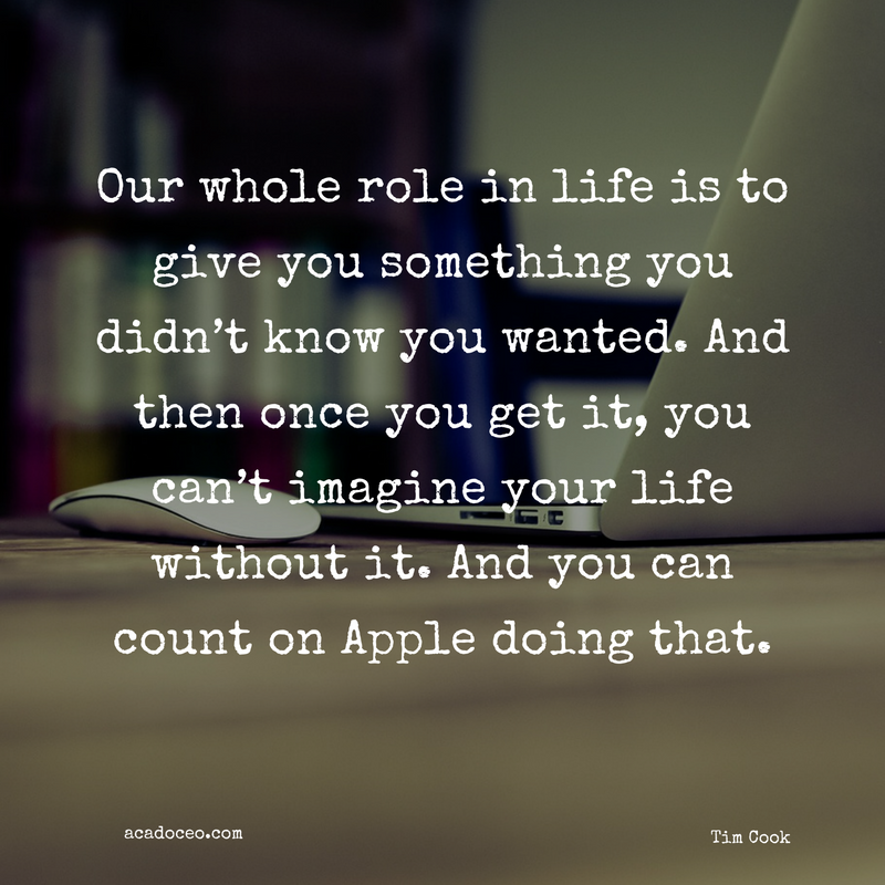Tim Cook Quotes 11